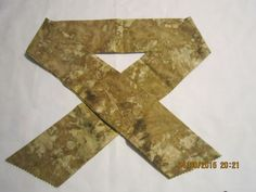 """Extra Wide 3"""" Reusable Non-Toxic Cool Wrap / Neck Cooler  - Tones and Marbled - Brown #3 by ShawnasSpecialties on Etsy"""
