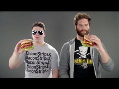 Epic Meal Time Guys Bring Their Supersize Appetites to Carl's Jr. Ads