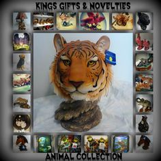 Animal Collection, Kings Gifts, 309 W Main Street Fairborn OH