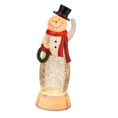 "12"" Lighted Snowman with Wreath Christmas Glitterdome Figure Midwest,http://www.amazon.com/dp/B008R0AHGW/ref=cm_sw_r_pi_dp_BVKSsb0K2X9442JF"