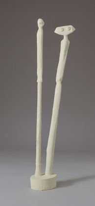 Lunar Asparagus, 1935. Max Ernst (French, born Germany, 1891-1976). Plaster. Museum of Modern Art, New York.