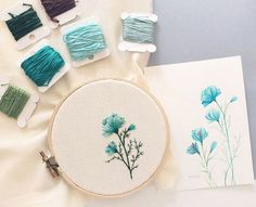 We are going to teach satin stitch today. it's a wonderful hand embroidery design. So lets begin to learn satin stitch design. In sewing and embroidery, a satin stitch or damask stitch is a… Embroidery Hoop Crafts, Flower Embroidery Designs, Hand Embroidery Stitches, Creative Embroidery, Embroidery Techniques, Ribbon Embroidery, Cross Stitch Embroidery, Embroidery Ideas, Cactus Embroidery
