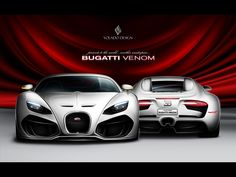 Download Bugatti Venom Concept High Quality Wallpaper And Desktop Background @ Jcars.org