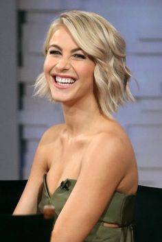 Julianne Hough Photos Photos - Celebrities visit ABC Studios for an appearance…