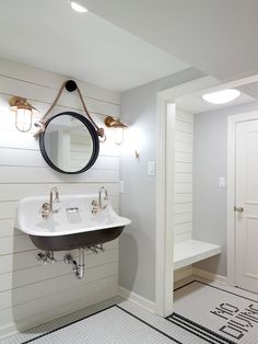 Interior Inspiration | Shiplap Walls