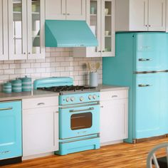 The big chill appliances will one day be mine <3