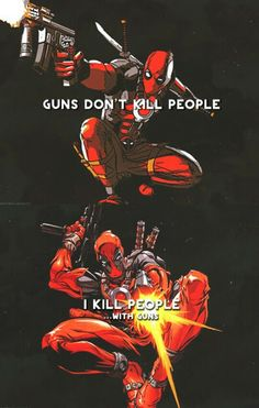 Deadpool- I love the use of Jon Lajoie lyrics