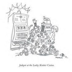 Knitter's casino