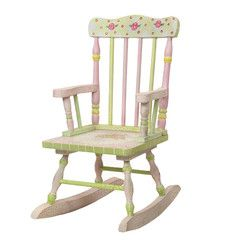 Oxford Garden Franklin Shorea Rocking Chair Heirloom quality