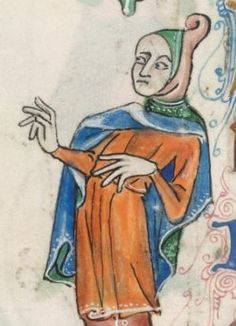 Detail from The Luttrell Psalter, British Library Add MS 42130 (medieval Medieval Manuscript, Medieval Art, Bayeux Tapestry, Medieval Paintings, Book Of Hours, Art Memes, British Library, 14th Century, Woodblock Print