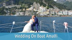 Capri Marine Limousine - Wedding On Boat Amalfi. Web Site: http://www.caprimarinelimousine.com/ E-Mail: info@caprimarinelimousine.com Telefono: +39 329 7810820 | +39 366 1377435  #amalfi   #amalficoast   #amalficoastweddings   #amalfiitaly   #weddings   #weddingonthebeach   #weddingonboat   #weddingboat   #weddingyacht   #weddingcruises
