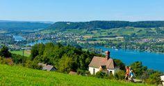 Thurgau Tourismus - Untersee & Rhein.                                                             Thurgau, Bodensee