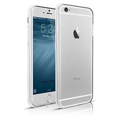 """iPhone 6 Case, by Ravierri - Slim Fit & Crystal Clear - with Free Gift: Screen Protector - Custom-Designed Skin to Cover the Apple iPhone 6 (4.7"""") - Perfect Protection for Scratches - Best Soft TPU, Ultra-Thin and Anti-Slip - 100% Money Back Guarantee Ravierri http://www.amazon.com/dp/B00PV0C246/ref=cm_sw_r_pi_dp_IDBJvb07A828V"""