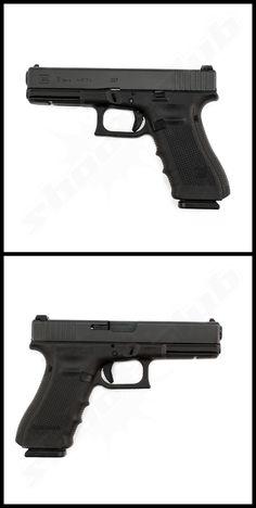 Glock 31 Pistole Gen 4, .357 SIG - halbautomatische Pistole #Glock www.shoot-club.de