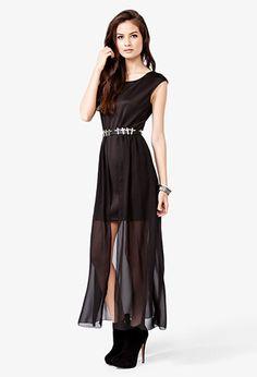 Spilt Maxi Dress | FOREVER21 - Adorable!!