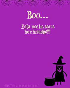 La vera donna: Halloween party: Ideas para tarjetas de invitación...  Estás listo para un hechizo de Halloween?