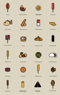 These Korean street food graphics are so cute. The triangle kimbap! These Korean street food graphics are so cute. The triangle kimbap! Related posts: Korean Vocabulary Korean Food (Noodles) 면/국수 on www. South Korean Food, Korean Street Food, K Food, Food Nyc, Food Doodles, Kimbap, Korean Dessert, Korean Sweets, Korean Words