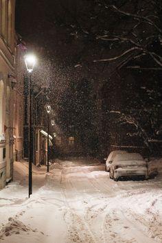 Suur lumesadu Viljandis