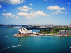 Day 2: Sydney opera house  #sydney #sydneyoperahouse #Australia #sydneyharbourbridge #sydneyharbour #instatravel #travel #day2 #lastupload by shant.agram http://ift.tt/1NRMbNv