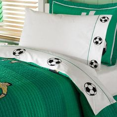 Soccer Sheet Set | $69.99 | 41% Off | FREE SHIPPING