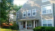 1336 Paddington Road, Mahwah, NJ. First floor, end unit condo for rent. No stairs! One floor living! Features 2BR, 1FB, living room/dining room combo, kitchen with newer (June 2013) appliances, and washer/dryer in unit. Sliding glass door to private patio area. Amenities include pool, clubhouse. See more homes for sale or rent at www.SearchNorthJerseyRealEstate.com