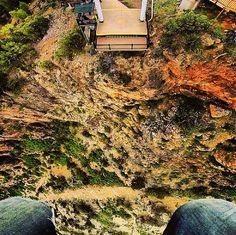 How about that view?! We love this shot from the Giant Canyon Swing at Glenwood Caverns Adventure Park from Instagram user @a2ndintyme. #glenwoodsprings #colorado #VisitGlenwood http://www.visitglenwood.com/