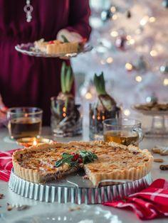 Christmas Inspiration, Pie, Desserts, Food, Torte, Tailgate Desserts, Cake, Deserts, Fruit Cakes
