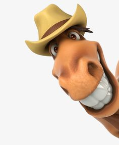 'Funny Donkey' by Cute Funny Animals, Funny Animal Pictures, Funny Photos, Horse Cartoon, Cartoon Art, Funny Emoji Faces, Funny Giraffe, Cute Cartoon Wallpapers, Funny Cartoons