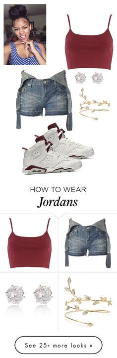 """""""Maroon 2#"""" by miaxo-xo on Polyvore featuring New Look, NIKE and River Island"""