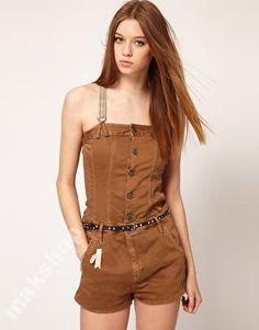 G-Star spodnie, ogrodniczki, kombinezon M nowy