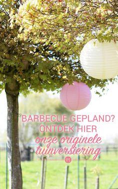 De leukste ideetjes om jouw BBQ-feest te versieren! #tuinfeest #BBQ #garden #summer #party #decoration #zomer #blog #Beaublue