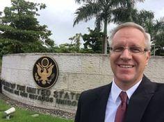 EEUU designa nuevo encargado de negocios en el país El Departamento de Estado de Estados Unidos designó a Robert Copley como el nuevo encargado de negocios de la embajada estadounidense en República Dominicana.