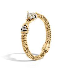 Legends Macan Gold Bracelet #JohnHardy #MyJohnHardy