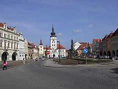 Main square with town hall, Zatec Prague, Facade House, Town Hall, Czech Republic, Hungary, Street View, House Styles, Travel, Unesco