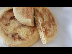 🔝 Receta del PAN MARROQUÍ básico y tradicional (SIN HORNO) - YouTube Baguette, Cake Pops, Crackers, Recipies, Food And Drink, Bread, Cooking, Healthy, Empanadas