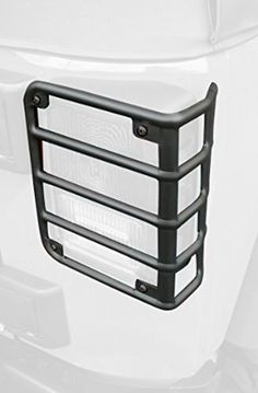 Auxmart Rear Euro Tail Light Guards for 07-17 Jeep Wrangl...