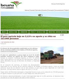 La agricultura mantiene sus datos de empleo