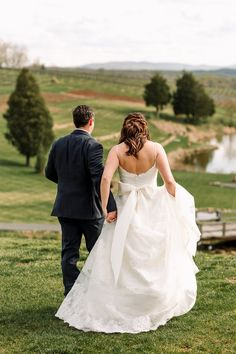 3fda49f9c First Look Pictures at a Stone Tower Winery Wedding Photography by Hannah  Leigh Photography Washington Dc