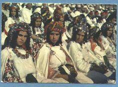 Morocco Amazigh Atlas Mountains