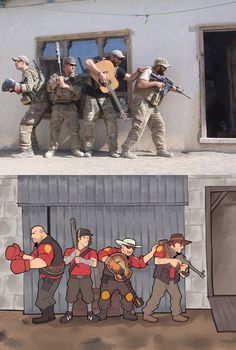 Apocalypse Art, Cultural Appropriation, Boy Face, Team Fortress 2, Know Your Meme, History, Gallery, Memes, Funny