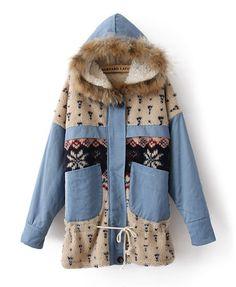 Snowflake Coat