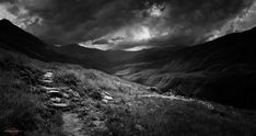 Drama in the Lotheni Mountains - Eagle Trail Lotheni Mountains Drakensberg Trail, Mountains, Eagle, Landscape, Nature, Photography, Scenery, Naturaleza, Photograph