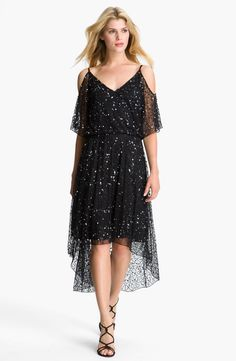 Pissaro Nights dress. In a different color (champagne) this would be lovely!