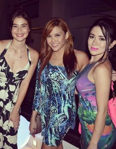 Fairest of Them All: Anne Curtis, Gretchen Fullido and Antoinette Taus
