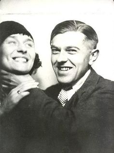 RENE MAGRITTE & his wife GEORGETTE…. Passive-agressive, anyone?