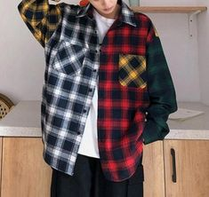 Bar Outfits, Fashion Outfits, Vegas Outfits, Woman Outfits, Club Outfits, Best Hoodies For Men, Wear Store, Mens Flannel Shirt, Shirt Refashion