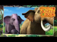 The Jungle Book ☆ The Bridge ☆ Season 1 - Episode 21 - Full Length The Bridge Season 1, Little Elephant, Tv Series, Animation, In This Moment, Seasons, Silk, Videos, Books