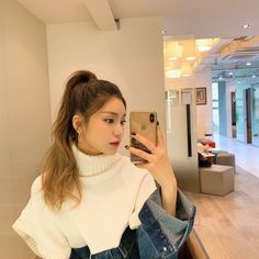 Discover recipes, home ideas, style inspiration and other ideas to try. Kpop Girl Groups, Korean Girl Groups, Kpop Girls, Soyeon, Grunge Hair, Kpop Aesthetic, Aesthetic People, Aesthetic Black, New Girl