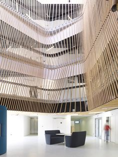 Hub Créatic by Tetrarc - Frameweb #architect #architecture #interiors