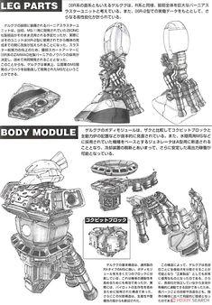 Gelgoog (MG) (Gundam Model Kits) Assembly Robot Concept Art, Robot Art, Gundam Art, Super Robot, Mechanical Design, Gundam Model, Model Kits, Mobile Suit, Sci Fi